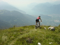 Mountain Biking Lake Garda